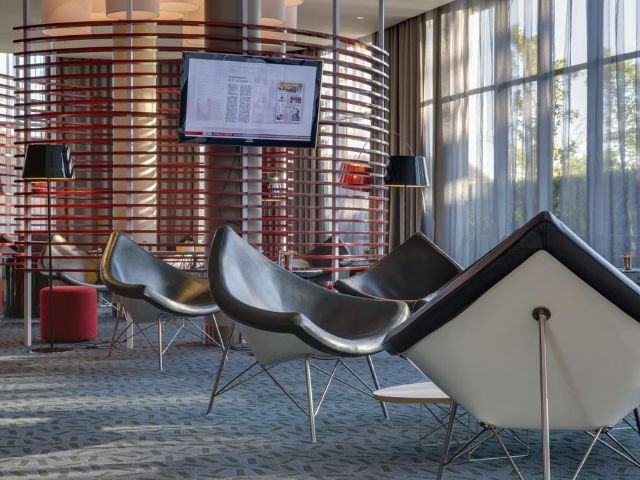 park inn by radisson sandton - lobby