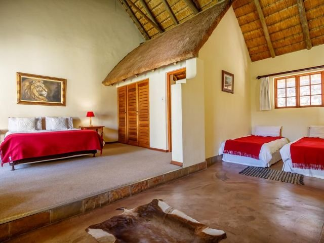 hamilton parks country lodge - familiekamer