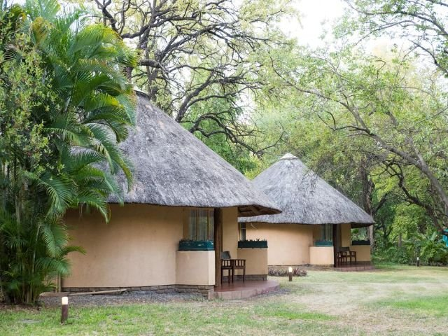 sefapane lodge and safaris - kamers