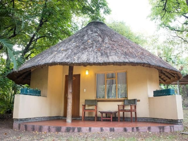 sefapane lodge and safaris - kamer