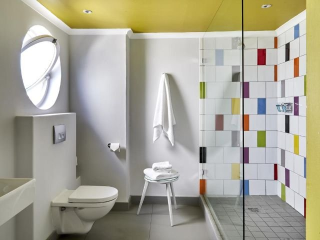 la splendida hotel - badkamer