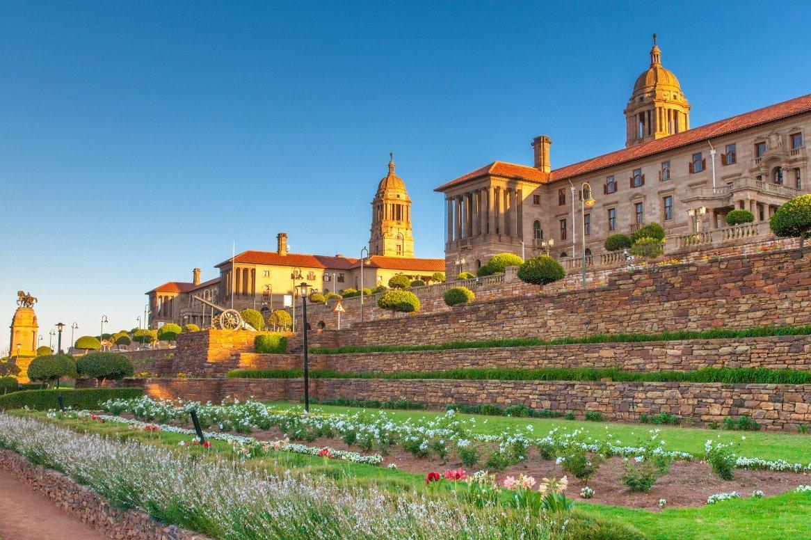 Zuid-Afrika - Pretoria