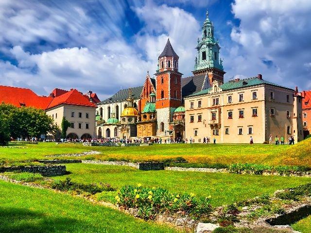 Wawel kasteel