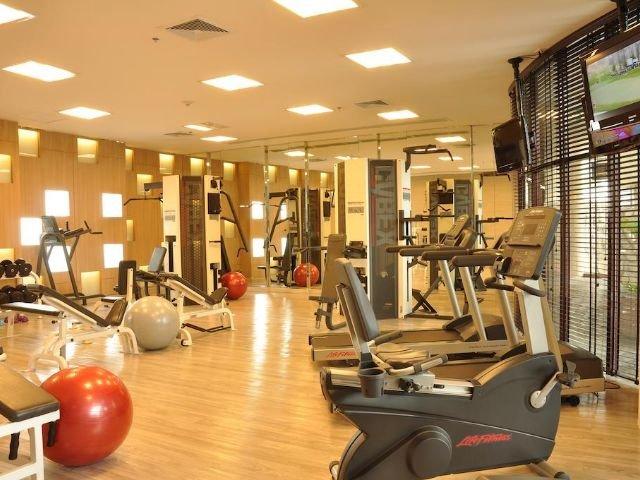 century park hotel - fitnesscentrum