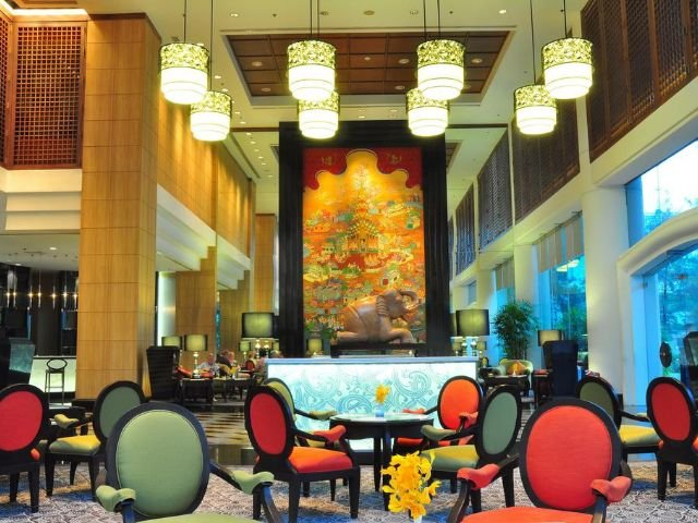 century park hotel - restaurant