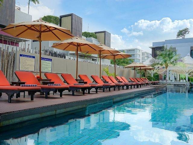 loligo resort - zwembad