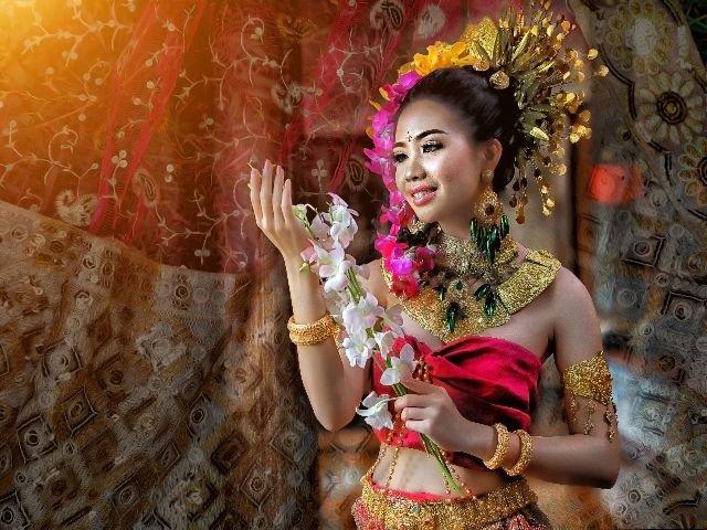 Thailand - Thaise klederdracht