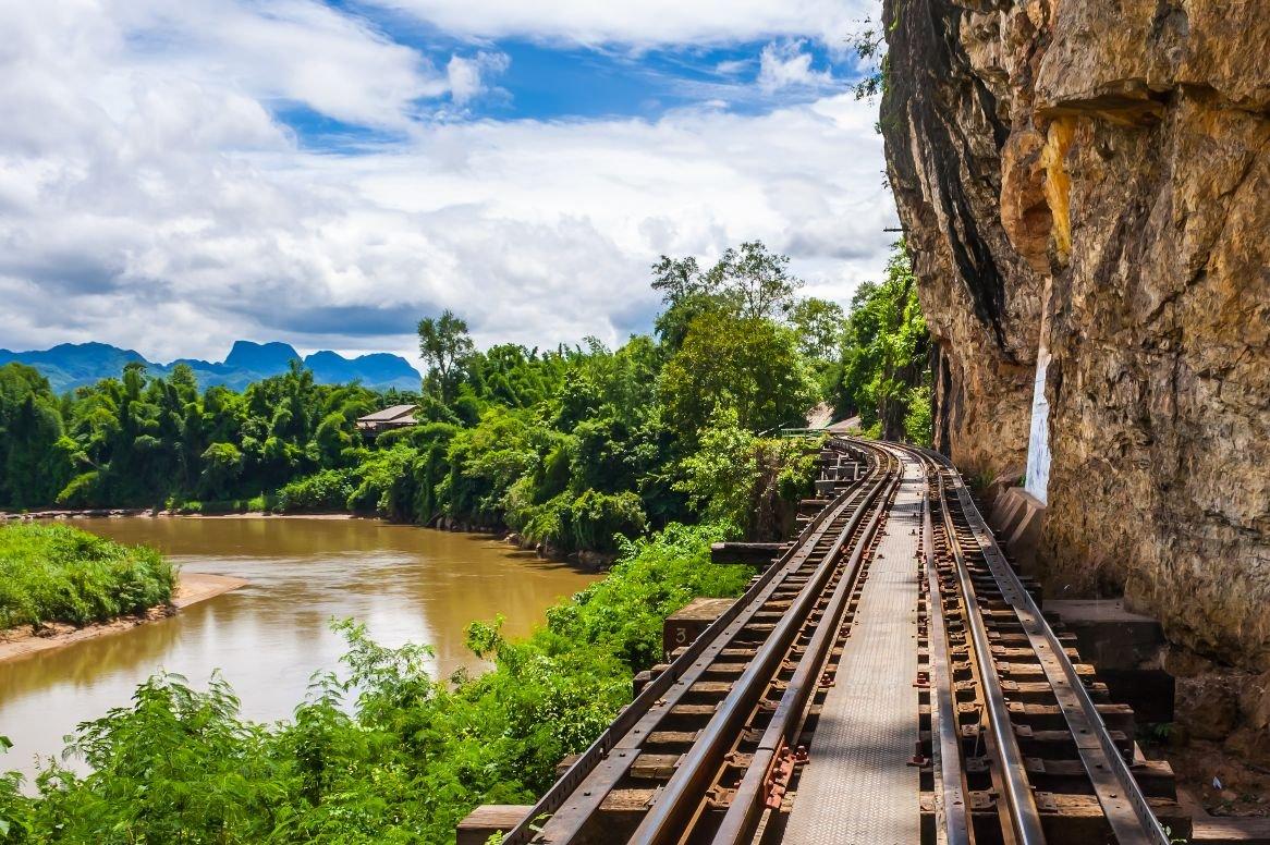 Thailand - River Kwai