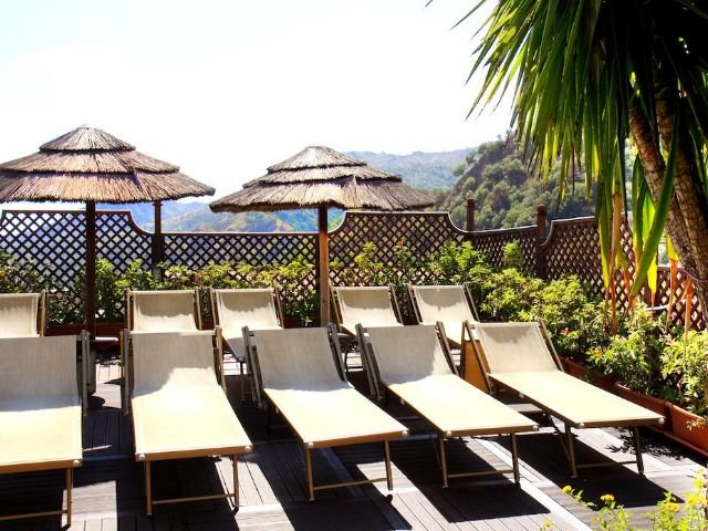 Francavilla di Sicilia - Hotel d'Orange d'Alcantara *** - zwembad