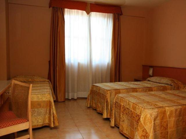 Agrigento - Hotel Tre Torri *** - voorbeeldkamer