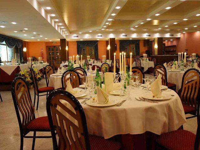 Agrigento - Hotel Tre Torri *** - restaurant