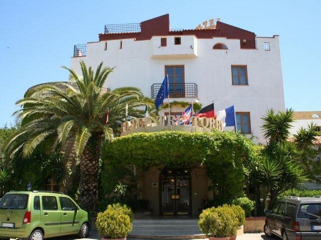 Agrigento - Hotel Tre Torri *** - aanzicht