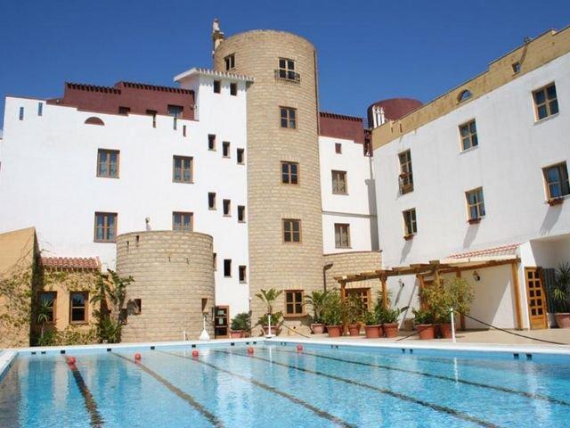 Agrigento - Hotel Tre Torri *** - zwembad