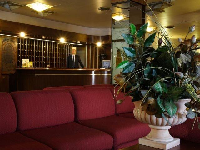 Agrigento - Hotel Tre Torri *** - receptie