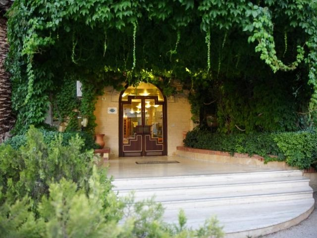Agrigento - Hotel Tre Torri *** - entree