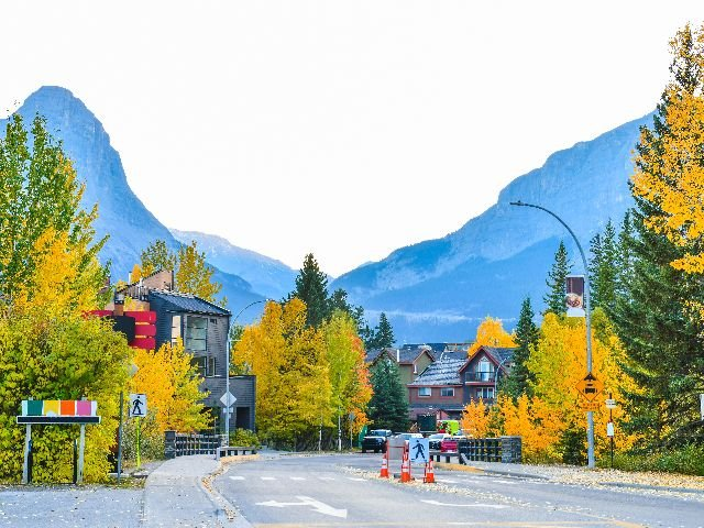 Canada - Canmore