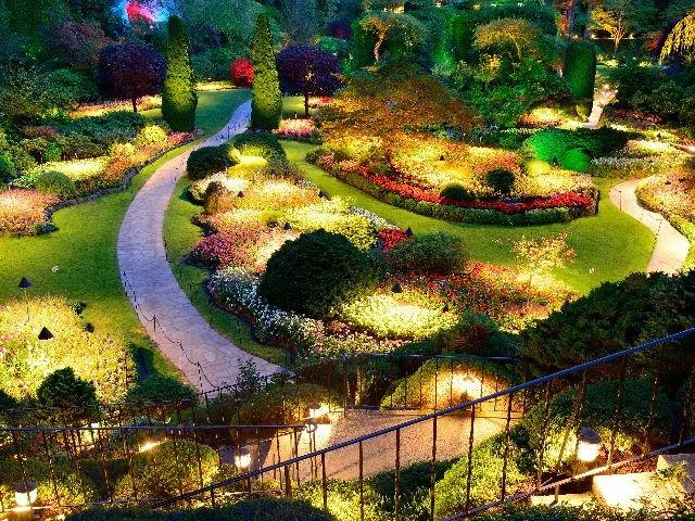 Canada - Butchart Gardens
