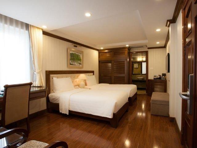 thien thai hotel - 2-persoonskamer