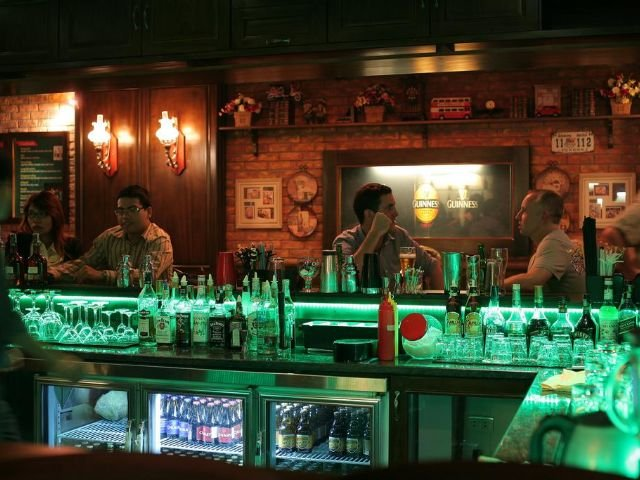 thien thai hotel - bar