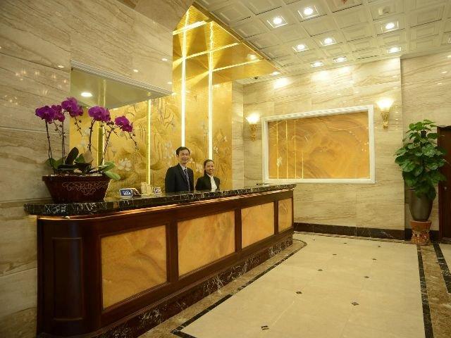 thien thai hotel - receptie