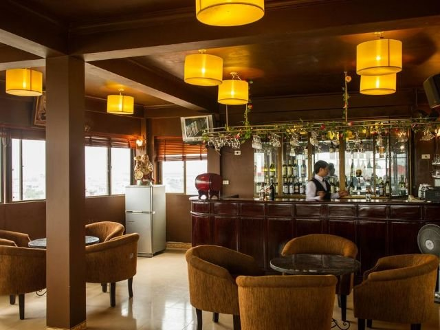 thuy anh hotel - bar