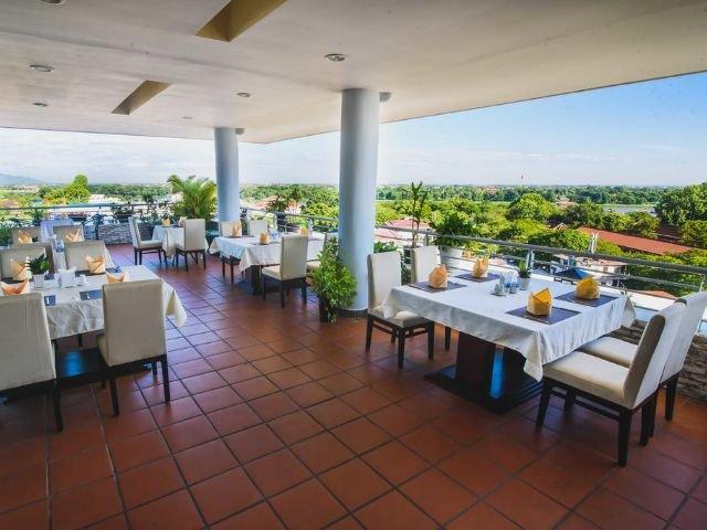mondial hotel - restaurant