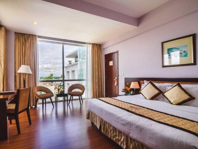 mondial hotel - 2-persoonskamer