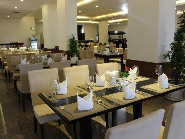 TTC Hotel - restaurant