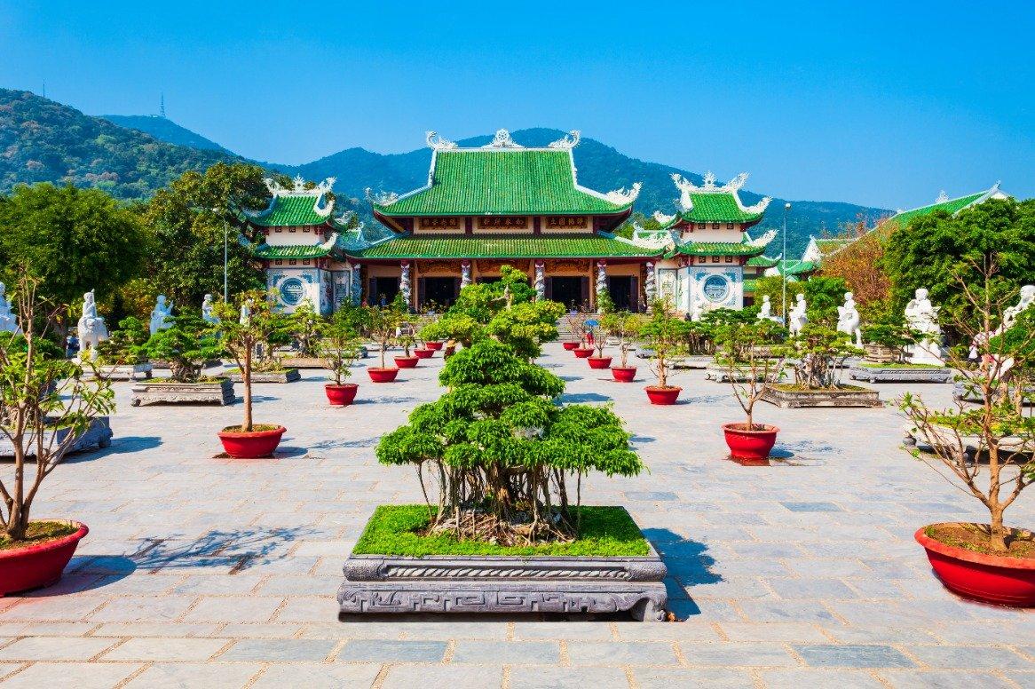Vietnam - Danang - Linh Ung Pagoba