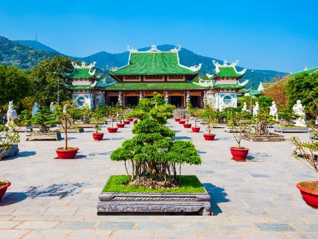 Vietnam - Danang - Linh Ung Pagoda