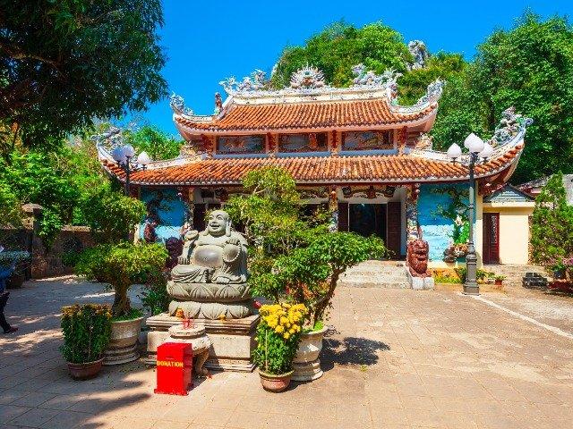 Vietnam - Danang - tempel