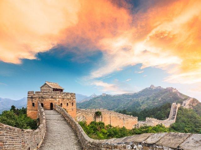 China - Chinese muur