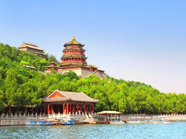 China - Beijing, zomerpaleis