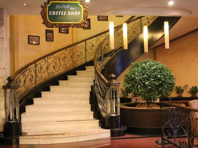 Dong Fang Hotel - interieur
