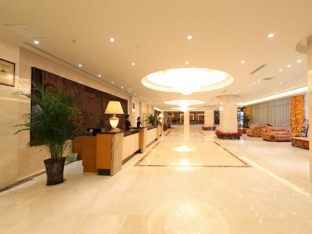 Aurum International Hotel - receptie