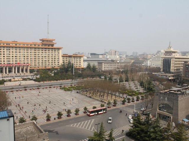 Aurum International Hotel - uitzicht