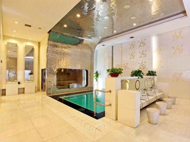 Aster Hotel - spa