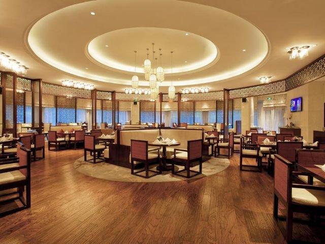 Best Western Meiyuan Hotel - restaurant