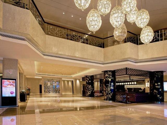 Best Western Meiyuan Hotel - receptie