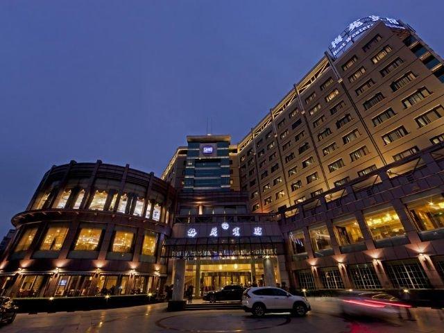 Best Western Meiyuan Hotel - vooraanzicht