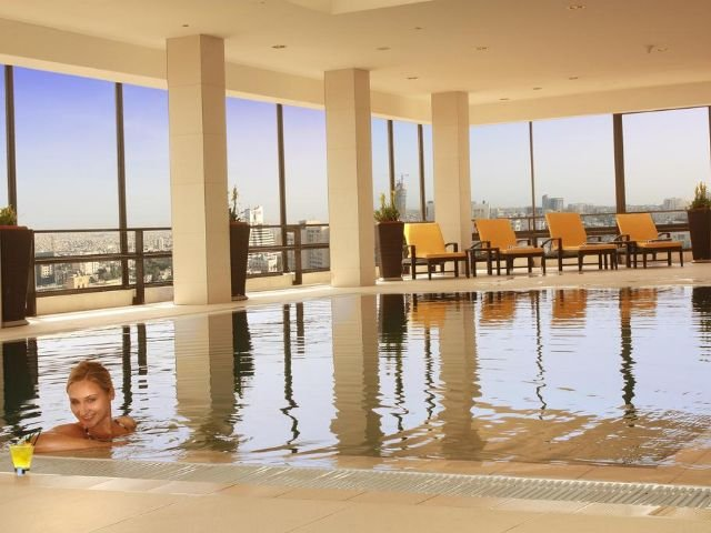 Grand Palace Hotel - zwembad