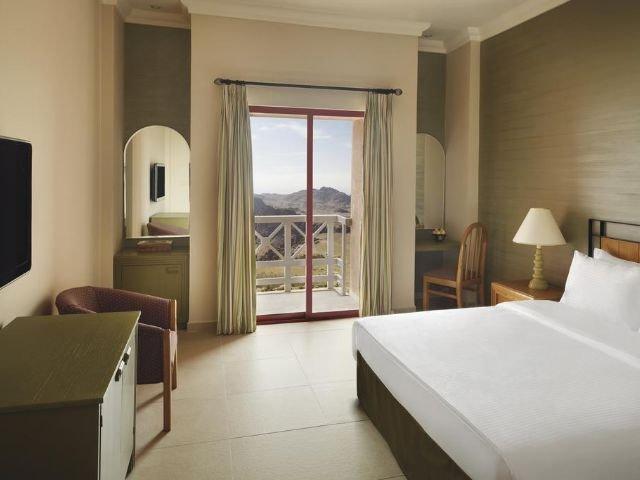 Movenpick Nabatean Castle Hotel - 2-persoonskamer