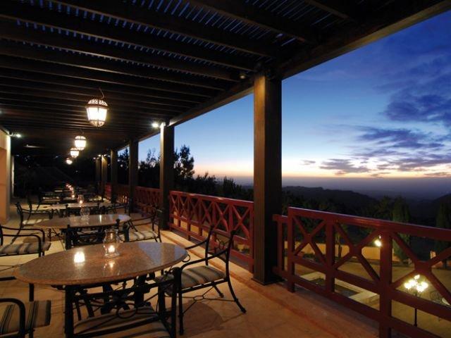 Movenpick Nabatean Castle Hotel - uitzicht