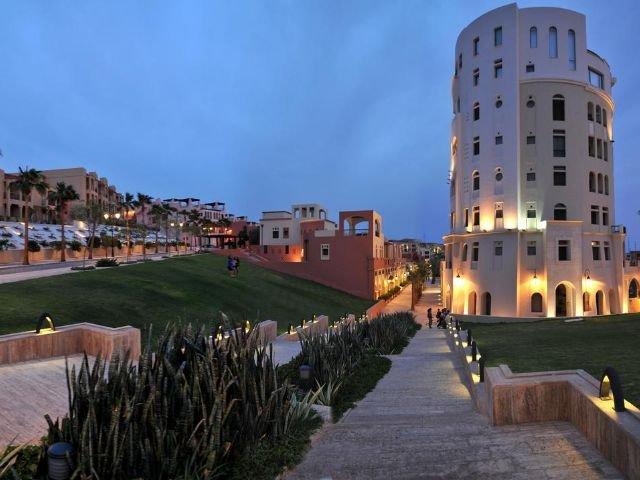 Marina Plaza - vooraanzicht
