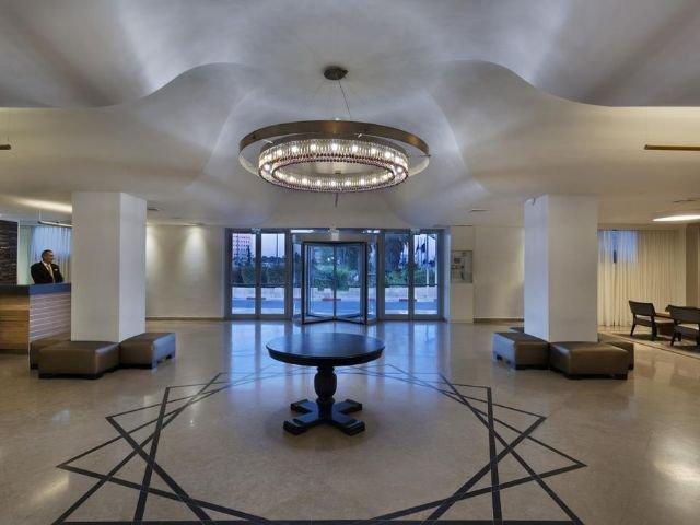 Prima Park - lobby