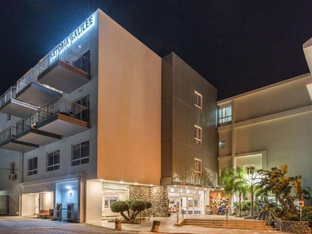 Astoria Galilee Hotel - vooraanzicht
