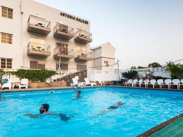 Astoria Galilee Hotel - zwembad