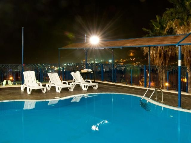Prima Galille - buitenzwembad