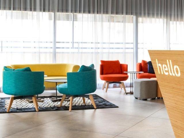 Prima City Hotel - lounge