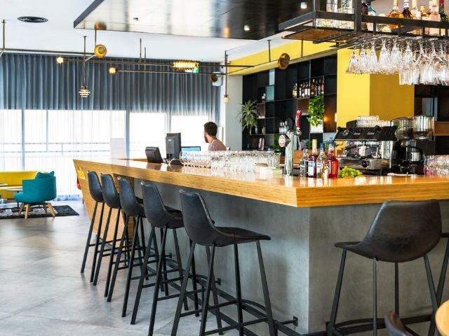 Prima City Hotel - bar